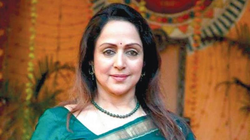 BJP MP Hema Malini