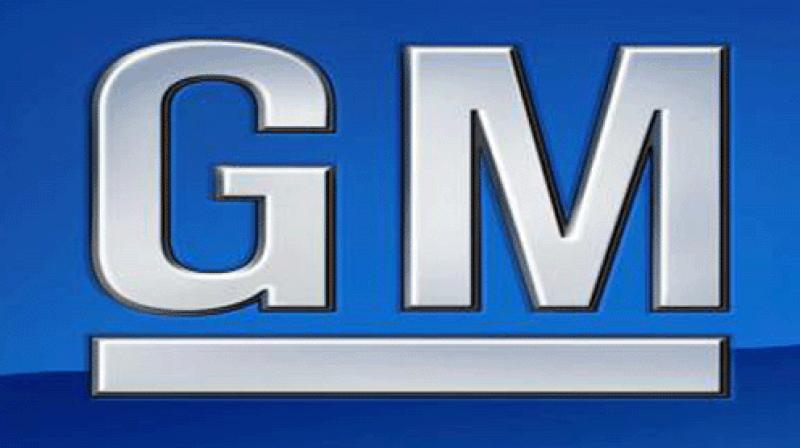 GM India's exports have more than tripled in the past year.