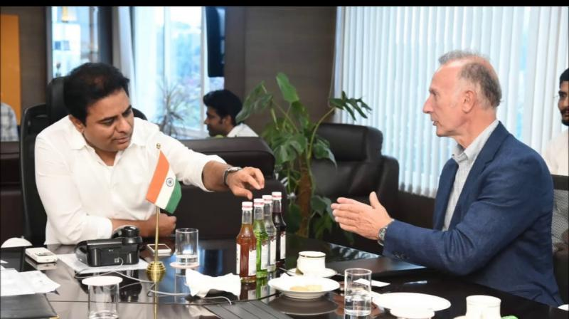 Monin had signed an MoU with the Department of Industries & Commerce, Government Of Telangana in 2018 and announced an initial investment of Rs 100 crore to set up a plant in India. —  youtube.com