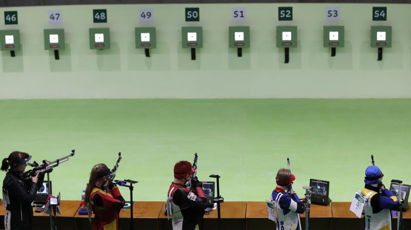 2020 Commonwealth Games.Shooting Set To Be Scrapped From 2020 Commonwealth Games