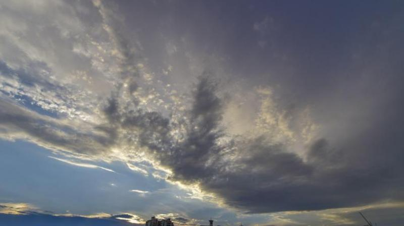 The largest uncertainty in climate sensitivity predictions is the influence of clouds. (Photo: Representational/PTI)