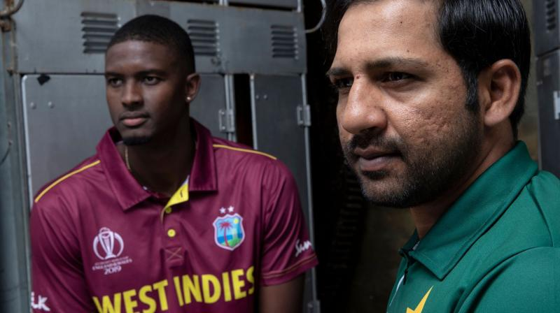 The pair of Chris Gayle and Andre Russell have been in scintillating form, and have shown glimpses of their aggressive batting in IPL 2019. (Photo: Cricket World Cup Official Website)