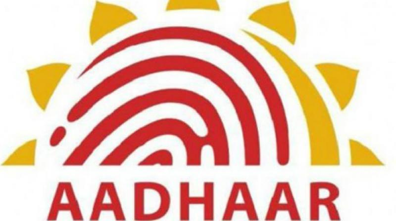 As of now, 84 per cent of workers have been given their Aadhaar cards.