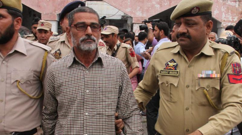 'I started wondering about two things, why is he insisting that I should go and check Vishal's call records and second, why the hell is he sweating on a chilly morning of January,' Chief investigator R K Jalla recalled. (Photo: PTI/File)