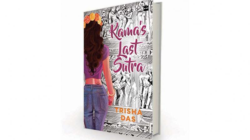 Kama's Last Sutra by Trisha Das, Harper Collins, Rs 299
