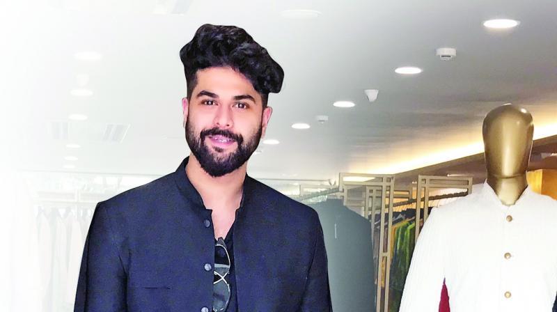 Designer Kunal Rawal