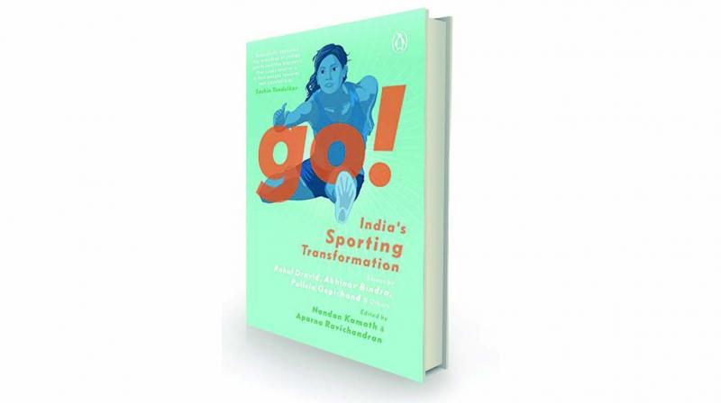 Go! India's sporting transformation, edited by Aparna Ravichandran and Nandan Kamath Penguin Random House India, Rs 299.