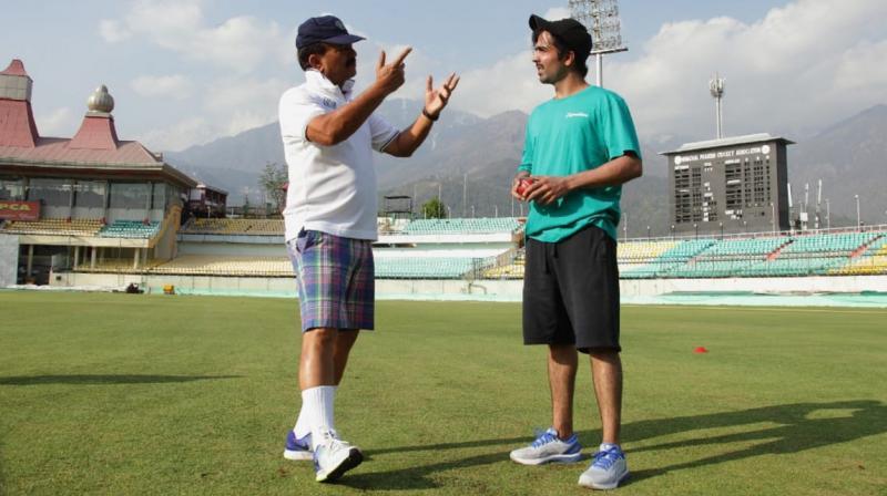 Madan Lal and Harrdy Sandhu.