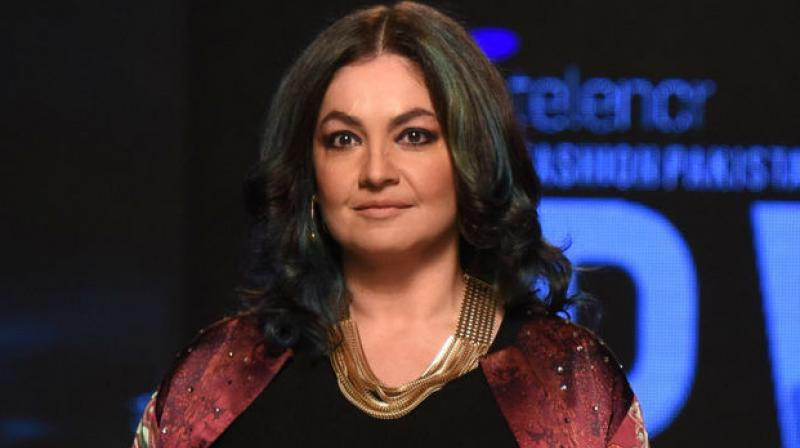 Pooja Bhatt's production 'Cabaret' is yet to release.