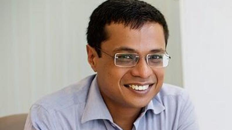 Flipkart Executive Chairman Sachin Bansal