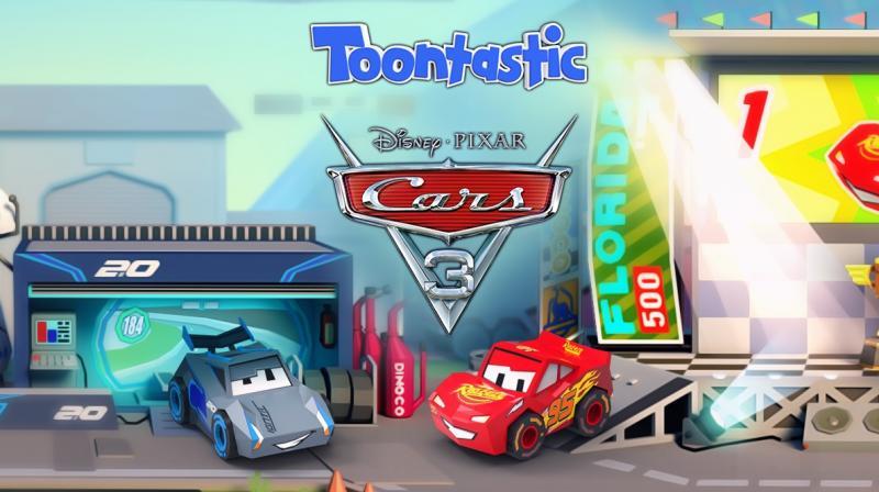 Google Brings Cars 3 Characters To Toontastic
