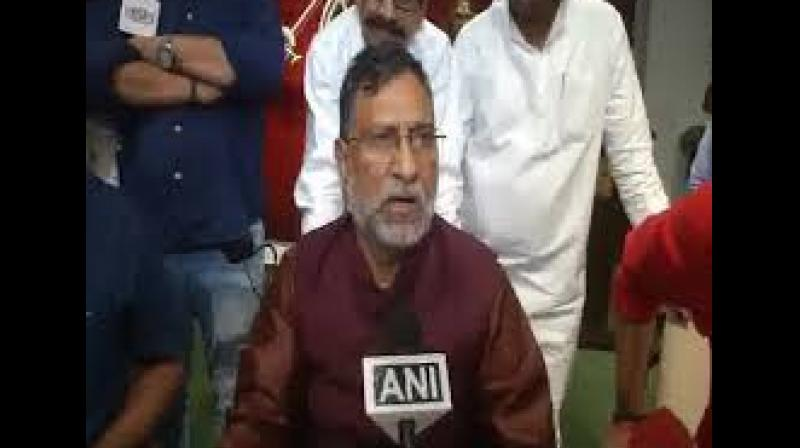 'BJP workers are not happy with the dictatorial working style of Adityanath and do not want to see him in the post,' Chaudhary said. (Photo: File | ANI)