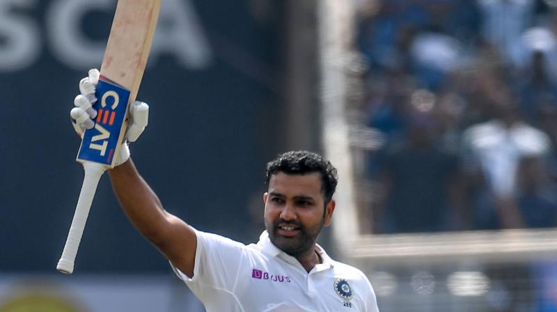 Rohit Sharma (Photo: AFP)