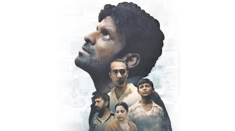 Still from the movie Gali Guleiyan