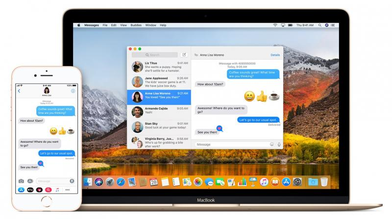 Microsoft is willing to bring iMessage to Windows 10, if