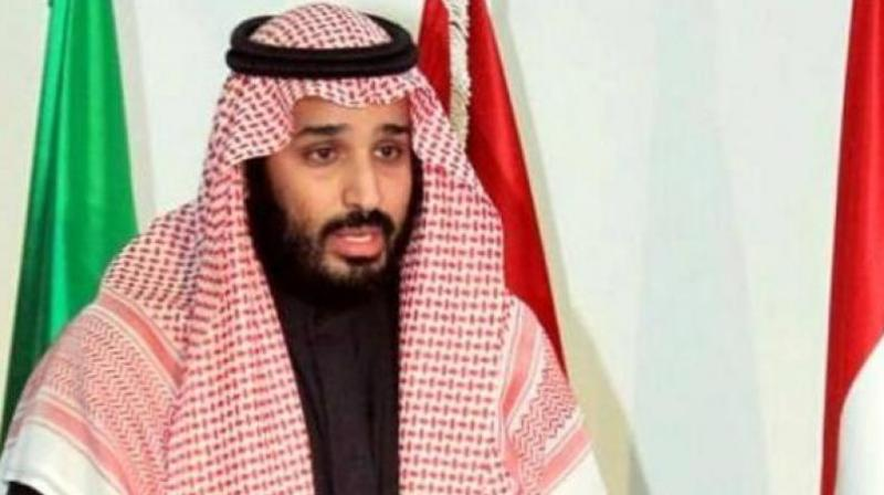 Mohammed bin Salman, the kingdom's de facto ruler, has not spoken publicly about the killing inside the Saudi consulate in Istanbul. (Photo: File   AFP)