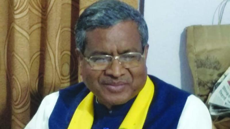 JVM(P) chief Babulal Marandi
