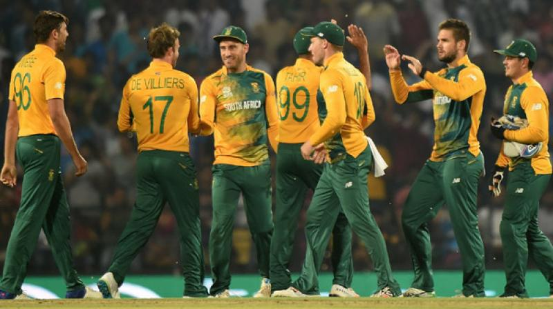 The first T20I between India and South Africa will take place on September 15 in Dharamsala. (Photo: AFP)