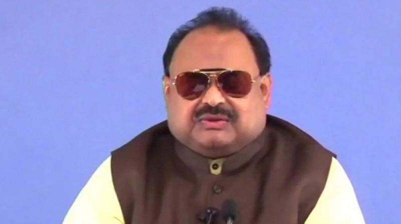 In 1992, a military crackdown was launched against the Mohajirs in Karachi. The MQM said this is still in full swing and thousands have been extrajudicially executed and many disappeared. (Photo: ANI)