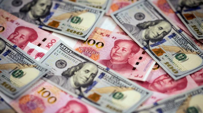 If the United States reins in its deficit, China has much to lose. (AFP Photo)
