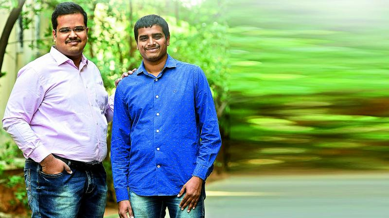 Two 20-year-olds from CVSR College of Engineering, Hyderabad are taking cyber security to the next level by using keyboard typing as a biometric for authentication.