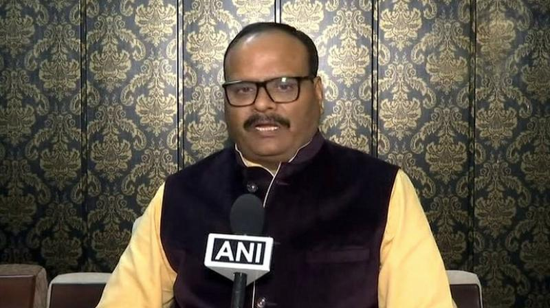 Uttar Pradesh Law Minister Brijesh Pathak