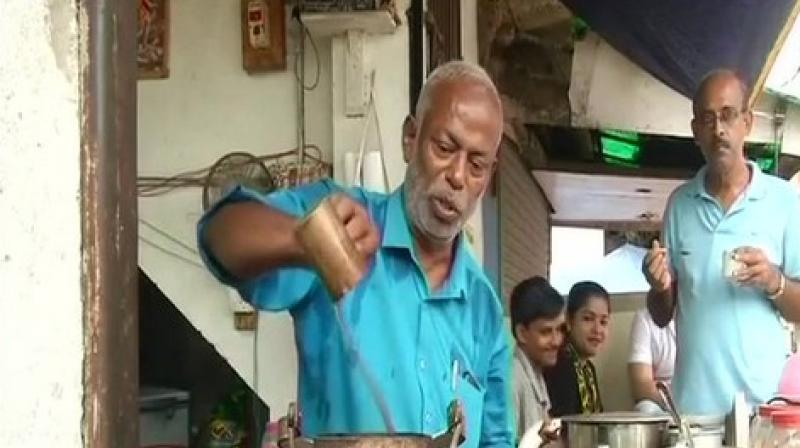 Starting at the mere age of 6, Rao has been selling tea for the past 54 years.