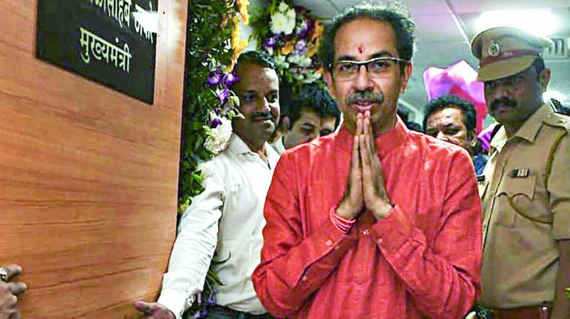 Maharashtra Chief Minister Uddhav Thackeray (Photo: PTI)