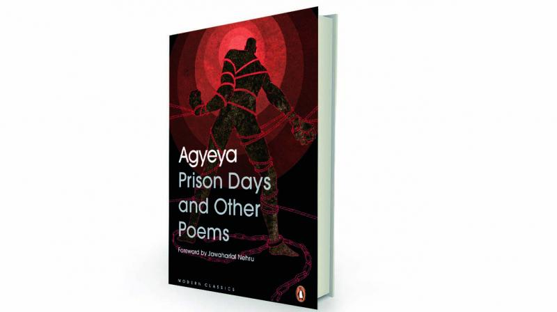 Prison days and other poems by Agyeya Hurst, Rs 250