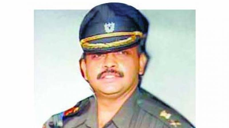 Lt. Col. Shrikant Prasad Purohit