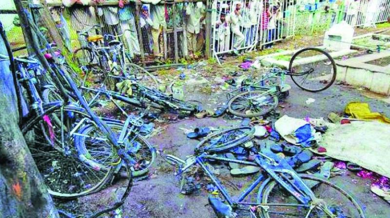 37 people were killed in the blast in Malegaon in 2006.