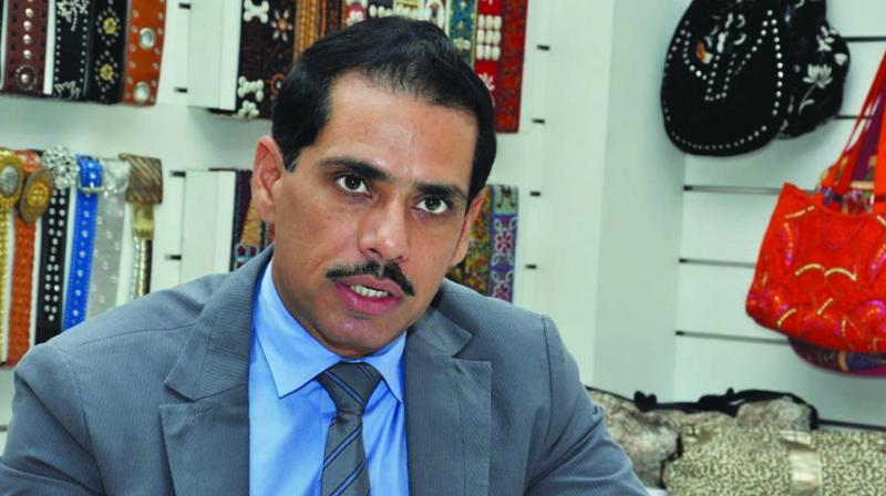 Robert Vadra described the Rafale deal situation as a 'wholesale farce'. (Photo: File)