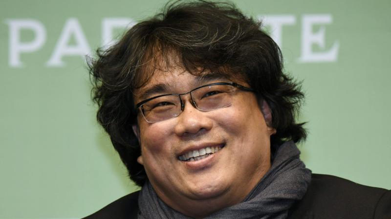 Filmmaker Bong Joon-Ho (AFP)