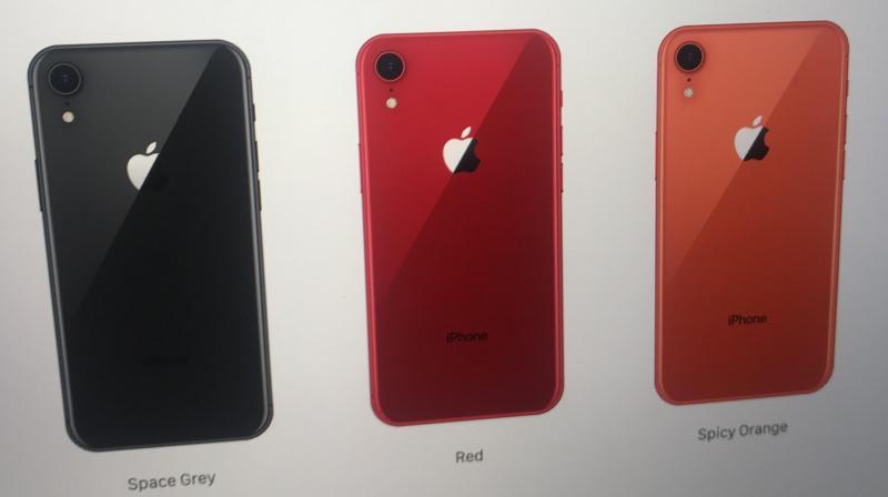 The iPhone 9 flaunts a single rear camera setup, similar to the iPhone 8. (Photo: Slashleaks)