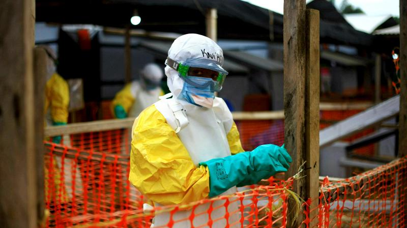 Goma is located south of North Kivu and Ituri Provinces, where the second-largest Ebola outbreak on record was first detected a year ago. (Photo: Representative Image/ File)