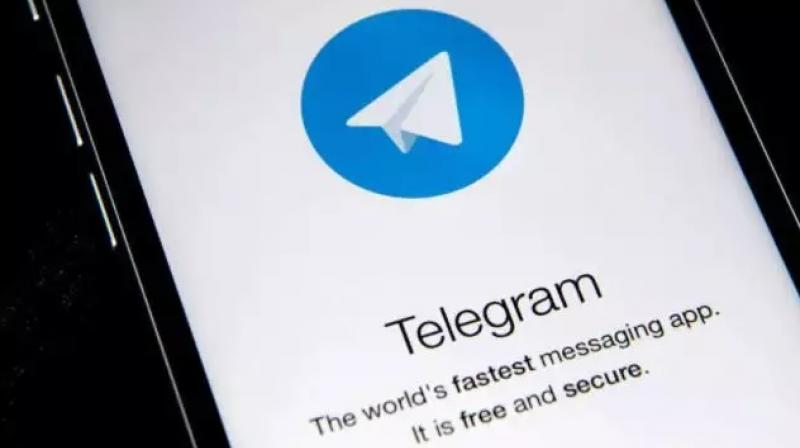 Telegram has also spruced up the user experience with animations for the passcode screen and when a user sends messages on Android. (Photo: PTI)