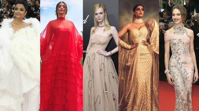 Cannes Film Festival Day 7: Celebs put on a display of dazzling dresses