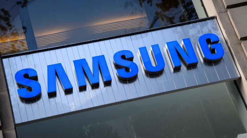 Samsung Electronics wins $6.6 billion Verizon order for network equipment. (AFP Photo)