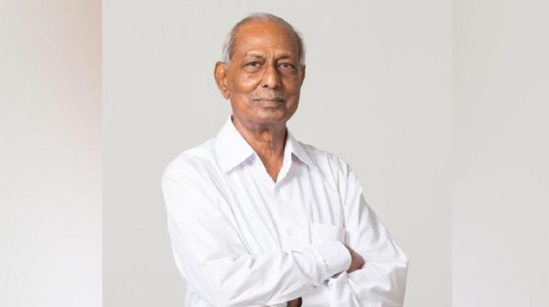 Senior Samajwadi Party leader and Member of Legislative Council SRS Yadav died due to COVID-19. (ANI Photo)
