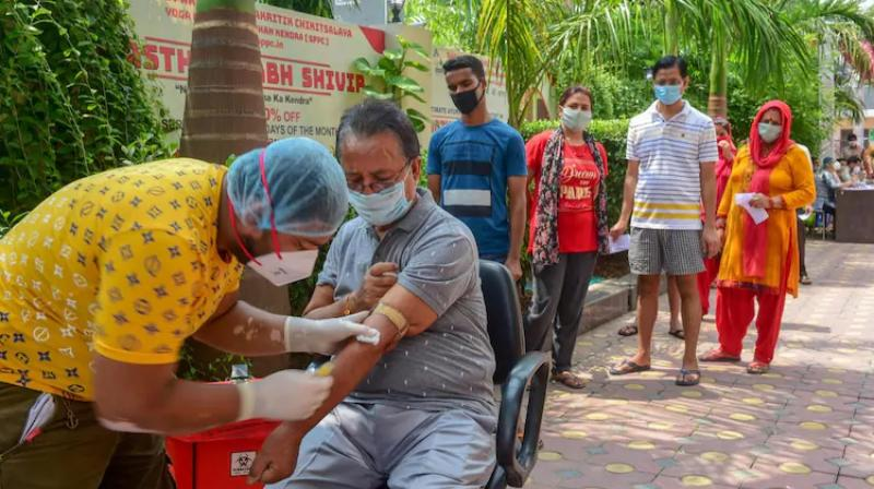 The presence of antibodies indicates previous exposure to the SARS-CoV-2 virus but may not always translate into protection against the disease, say scientists. (PTI Photo)