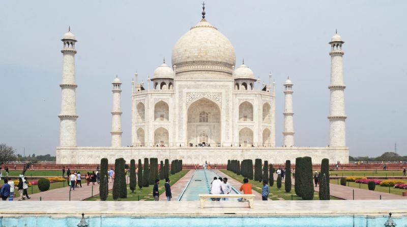 Taj Mahal to reopen even as virus rages in India. (AFP Photo)