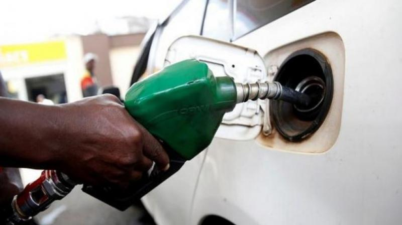 India's August fuel consumption posts biggest monthly decline since April. (PTI Photo)