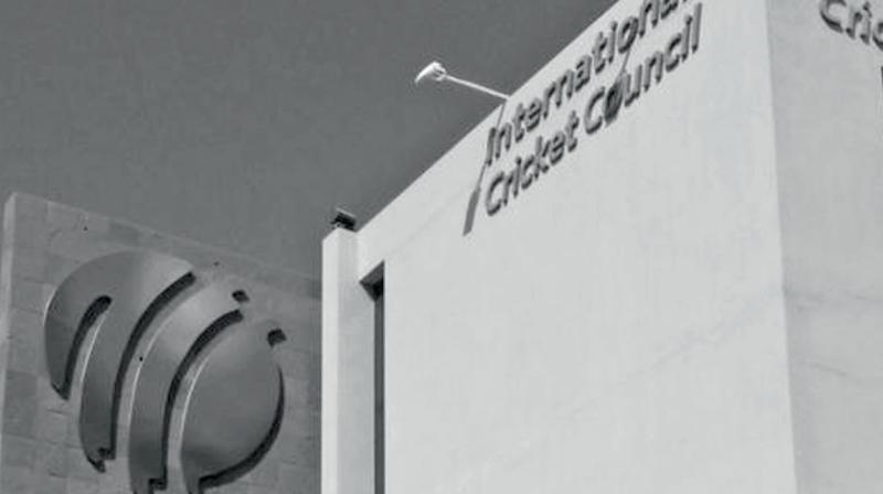 ICC headquaters in Dubai. DC File Photo