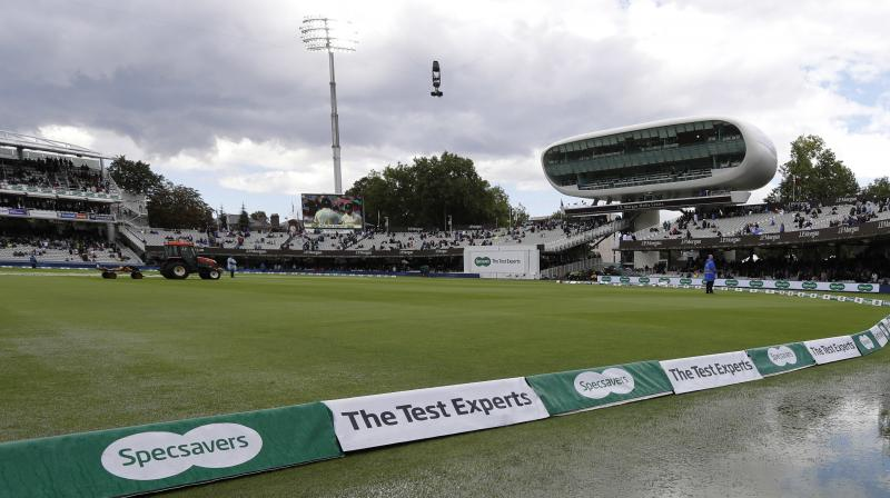 Lord's cricket ground in London. AP Photo