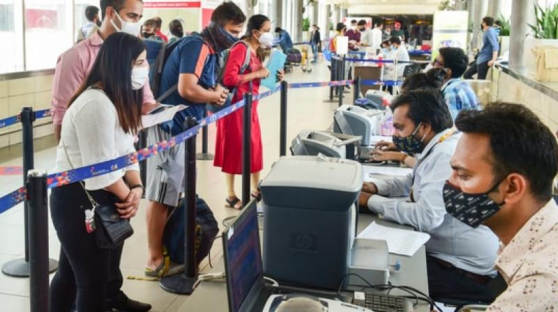 Many Gulf countries have resumed tourist visas. Before the suspension of tourist visas, around 7-8 lakh tourists used to come to India every month. (PTI Photo)