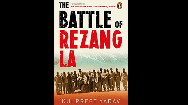 Things didn't change after I joined Nowrosjee Wadia College in Pune. The students too had never heard of the battle of Rezang La.