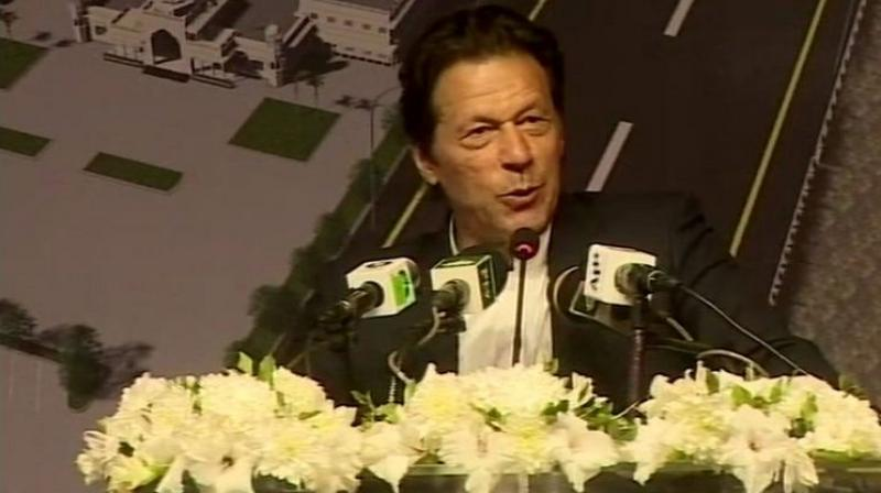 Khan, who has spoken about Pakistan taking two steps for peace for every step taken by India, said his government wants to prosecute those involved in the 'act of terror' as it is in Islamabad's interest to resolve the matter. (Photo: File)