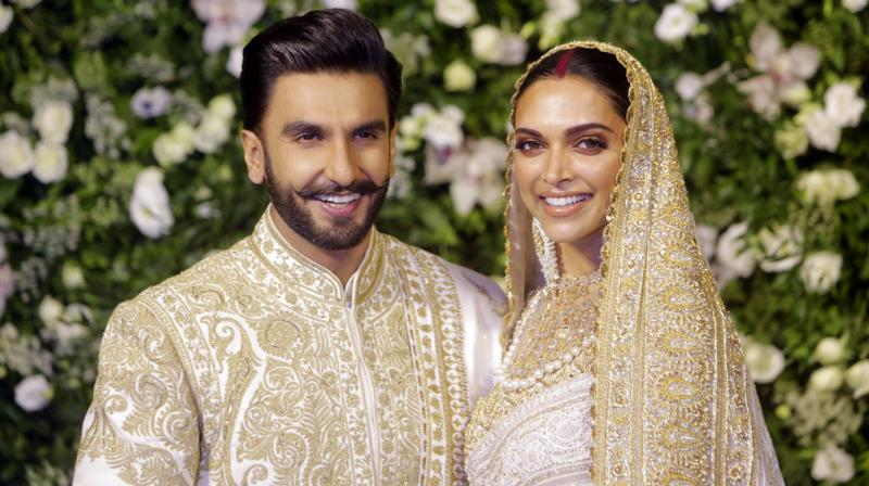 The newly wed will also have a wedding celebration party in Mumbai on December 1. (Photo: AP)