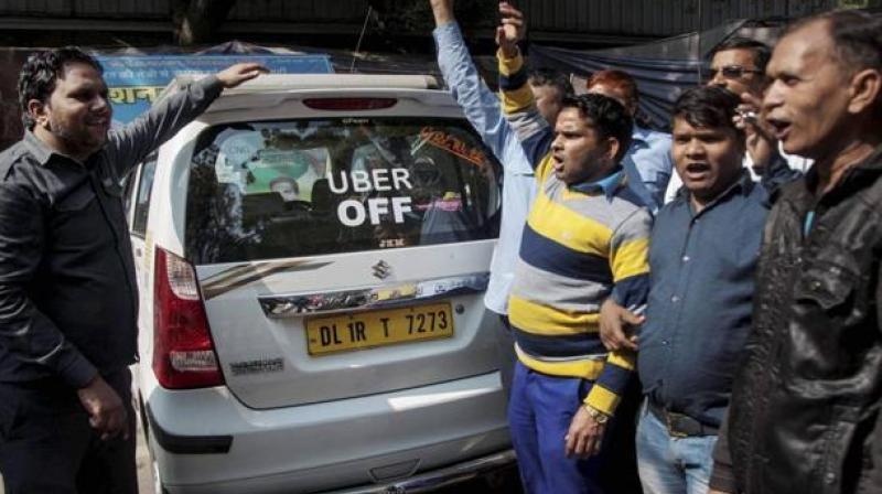 Driver masturbated': Delhi techie narrates horrible Uber ride in