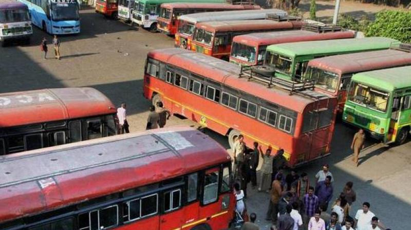Rajan Yevle, former divisional secretary of the Maharashtra State Transport Kamgar Sanghatana, however, justified the employees' actions and claimed that their